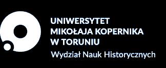 Logo Wydziału Nauk Historycznych UMK